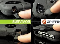 coque survivor iphone 4
