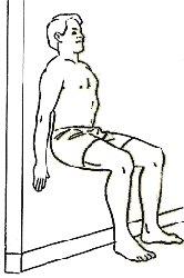Musculation dossiers pratiques la chaise - La chaise exercice musculation ...