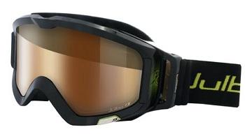 Test masque de ski julbo meteor et cran cameleon for Ecran photochromique